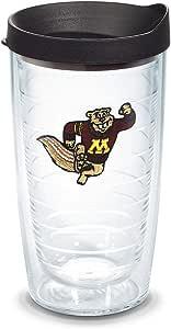 Tervis Individual 带盖玻璃杯 透明 16oz COMINHKG026543