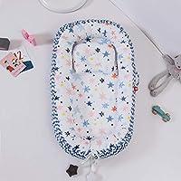 Brandream 婴儿窝床 婴儿摇篮床 新生儿躺椅 波浪设计 星星