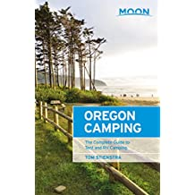 Moon Oregon Camping: The Complete Guide to Tent and RV Camping (Moon Outdoors) (English Edition)