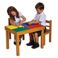 Liberty House Toys 多功能木桌椅套装