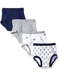 Luvable Friends Baby 4 Pack Training Pants Little Sailor 3T