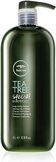 Tea Tree Paul Mitchell茶树专用洗发水