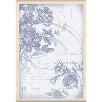Inkadinkado 木制印章,花卉木切割