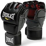Everlast Train 高级 MMA 7 盎司闭口拇指涂料/训练手套
