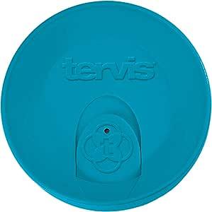 Tervis 旅行盖,24 盎司,蓝绿色
