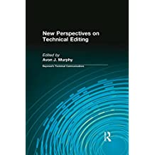 New Perspectives on Technical Editing (English Edition)