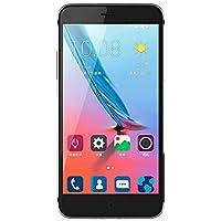 ZTE 中兴 小鲜4 (BV0701) 全网通4G手机 双卡双待 全网通 (2G RAM+16G ROM) (深灰色)