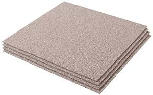 东丽防水瓷砖地毯同色4件套 摩卡米色 47450016