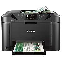 Canon MB5120 MB5120 Wireless Printer NA 需配變壓器