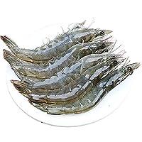 【10仓发货】山东青岛海捕大虾4斤 冰鲜白虾 新鲜海鲜
