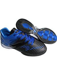 Vizari 中性款 Liga 足球鞋,蓝色/黑色,11.5 常规美国小童