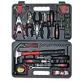GreatNeck TK72 家庭和车库工具套装,72 件