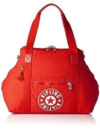 Kipling 凯浦林艺术 M 号帆布和海滩手提包,58 厘米,26 升