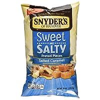 Snyder's Of Hanover 甜美和咸盐椒盐味焦糖