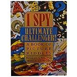 (进口原版) 视觉大发现系列: 终极挑战 I Spy Ultimate Challenger