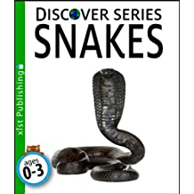 Snakes (Discover Series) (English Edition)