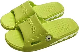女士/男士淋浴凉鞋轻质浴室拖鞋柔软防滑室内凉鞋家居泳池鞋
