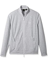 a|x Armani EXCHANGE 男式颜色衬拉链 swearshirt