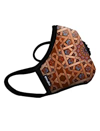Vogmask Warm Chakra N99 CV (Medium 51-130 lbs/23-58 kilograms)
