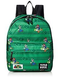 [标题卷筒]背包 SUPER MARIO(*马里奥) KIDS 跳跃&排名儿童