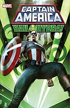 """Captain America: Hail Hydra (English Edition)"",作者:[Maberry, Jonathan]"