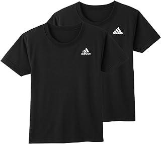 Adidas 阿迪達斯 T恤 One point 圓領 2件裝 男童