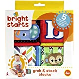 Bright Starts 抓斗和堆栈玩具