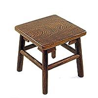 皇木御宝 鸡翅木 中国明式家具经典之作 无束腰直足 方凳(2只)