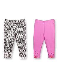 Lamaze 女婴有机裤子 2 条装