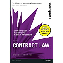 Law Express: Contract Law (English Edition)