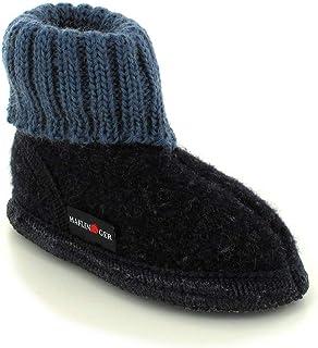 haflinger 中性款–儿童 KARL 拖鞋 capitain 39 EU