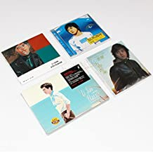 正版 李健专辑 似水流年+为你而来+拾光+同名专辑 (4CD+歌词本)
