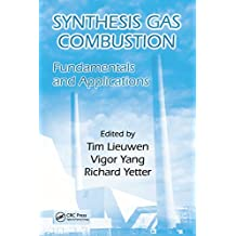Synthesis Gas Combustion: Fundamentals and Applications (English Edition)