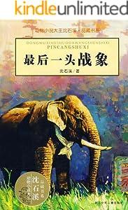最后一頭戰象 (動物小說大王沈石溪·品藏書系)