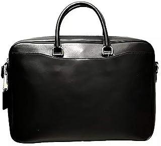 Coach Beckett Slim Brief Briefcase Shoulder Bag F72979 黑色