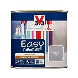V33 110793 简易家具油漆,白色府绸缎 石灰色 500ml 110804