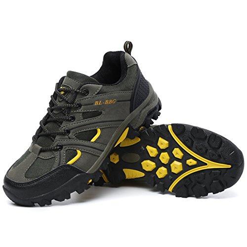 BANNATE 班纳特 138 防滑耐磨 徒步登山鞋