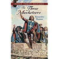 The Three Musketeers (Dover Thrift Editions) (English Edition)