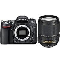 Nikon 尼康 D7100 单反套机(AF-S DX 尼克尔 18-140mm f/3.5-5.6G ED VR镜头)