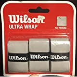 Wilson 威尔胜 Ultra Racket Over Grip,灰色