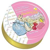 Beatrix Potter 波特小姐 草莓味奶糖 200g(台澎金马关税区进口)