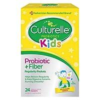 Culturelle 康萃乐 儿童规律性益生元和纤维膳食补充剂| 帮助恢复规律并保持儿童机体系统的平稳运行* | 与儿童的身体自然融合* | 24包
