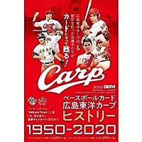 2020BBM 棒球卡 广岛东洋车挂式公仔1 2020 ([卡])