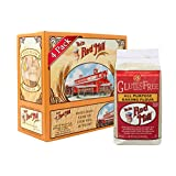 Bob's Red Mill 无麸质 多用途烘焙面粉,22盎司(623g)(4包)