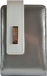 Nikon 尼康 CS-S44 COOLPIX S3300 手机壳 - 水绿色Case CS-S48 (Silver) 银色