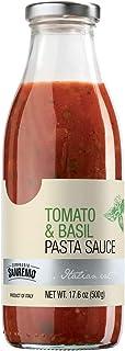 Compagnia Sanremo Tomato and Basil Pasta Sauce, 17.60 Ounce