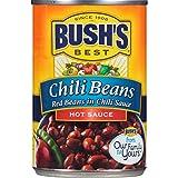Bush's Best Hot Red 16盎司