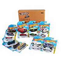 Hot Wheels Speed Graphics 10 Pack Mini Collection [Amazon Exclusive]