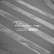 4Men - [Remember Me] 6th Album CD+Booklet K-POP Sealed Korean R&B Soul Music