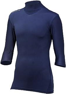 On · Yo Ne 【 okj93507】 キネシオカットボンディングハイネック 七分袖衬衫